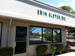 Dr. Erin Elster Office
